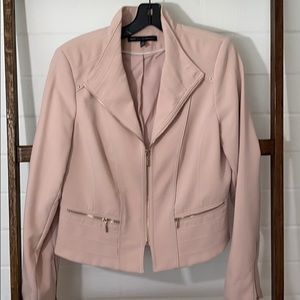 Whbm dusty Rose cored jacket